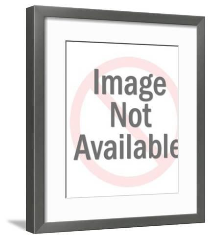 Machinery-Pop Ink - CSA Images-Framed Art Print