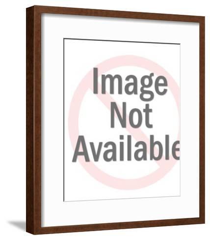 Gears-Pop Ink - CSA Images-Framed Art Print