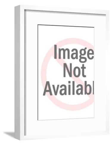 Giant V-Pop Ink - CSA Images-Framed Art Print