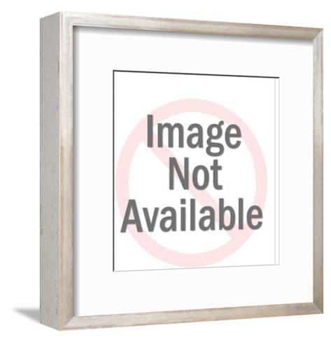Shaving-Pop Ink - CSA Images-Framed Art Print