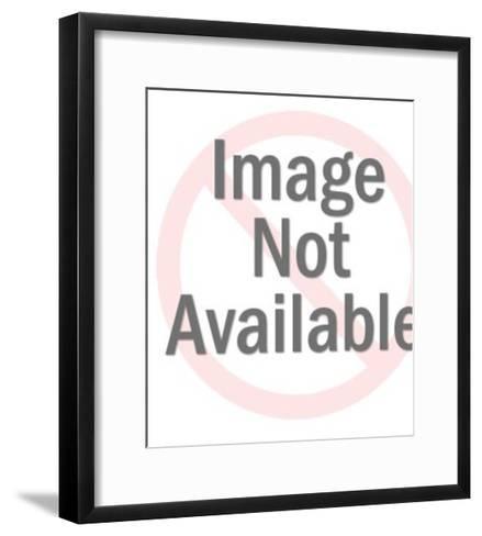 Home run-Pop Ink - CSA Images-Framed Art Print