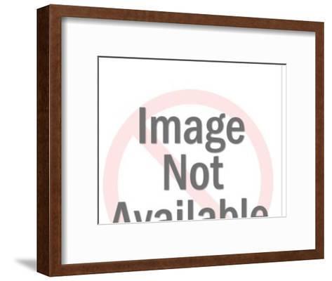 Solderer-Pop Ink - CSA Images-Framed Art Print