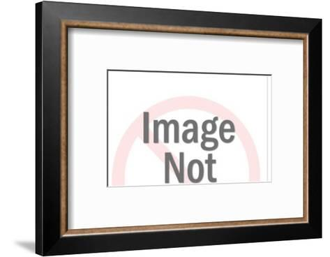 Pasture-Pop Ink - CSA Images-Framed Art Print