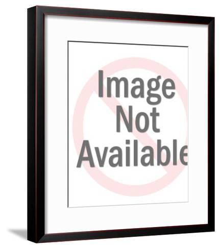 Pagoda-Pop Ink - CSA Images-Framed Art Print