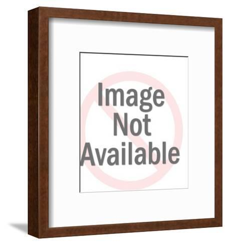 Business travel-Pop Ink - CSA Images-Framed Art Print