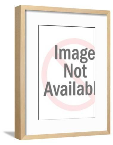 Monster-Pop Ink - CSA Images-Framed Art Print