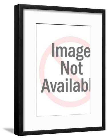 Futureland-Pop Ink - CSA Images-Framed Art Print