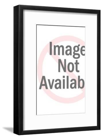 Circus tiger-Pop Ink - CSA Images-Framed Art Print