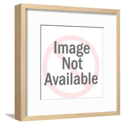 Skeleton key-Pop Ink - CSA Images-Framed Art Print
