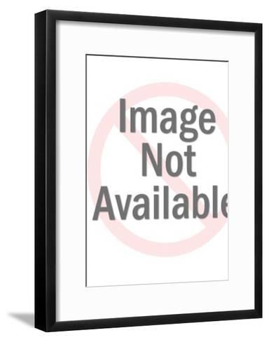 Fashionable women-Pop Ink - CSA Images-Framed Art Print