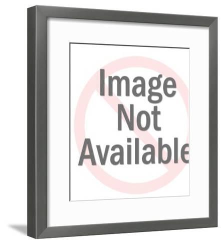 Dice-Pop Ink - CSA Images-Framed Art Print
