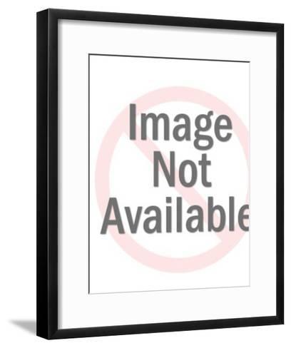 Rose-Pop Ink - CSA Images-Framed Art Print