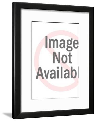 Giant robot-Pop Ink - CSA Images-Framed Art Print