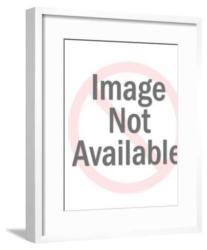 Flatware-Pop Ink - CSA Images-Framed Art Print