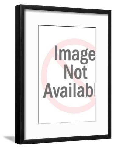 Flamingo-Pop Ink - CSA Images-Framed Art Print