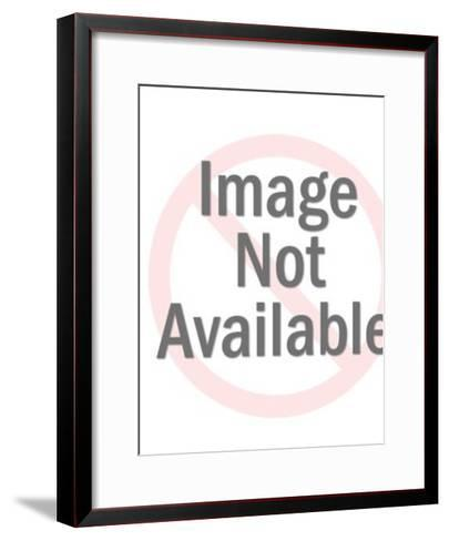 Satellite-Pop Ink - CSA Images-Framed Art Print