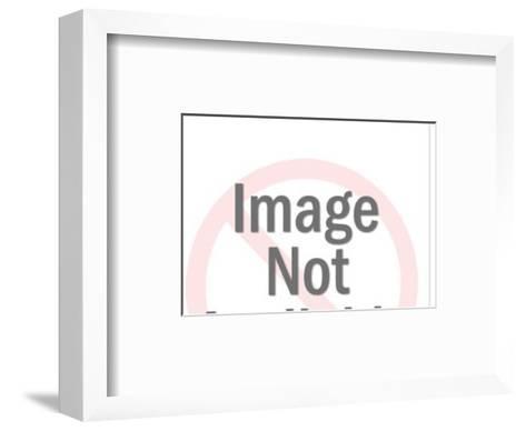 Control room-Pop Ink - CSA Images-Framed Art Print