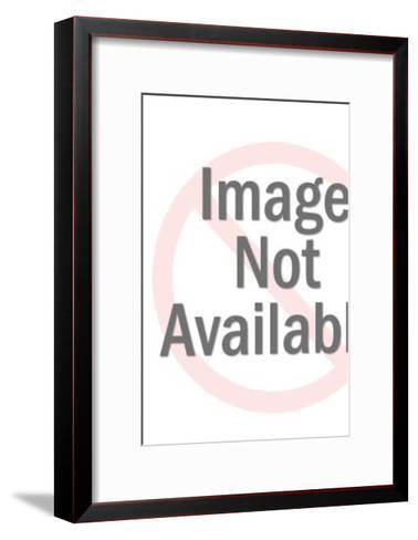 Asian man-Pop Ink - CSA Images-Framed Art Print
