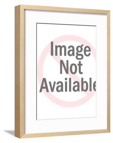 Bowling-Pop Ink - CSA Images-Framed Art Print
