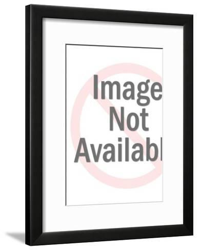 Santa Claus with gifts-Pop Ink - CSA Images-Framed Art Print
