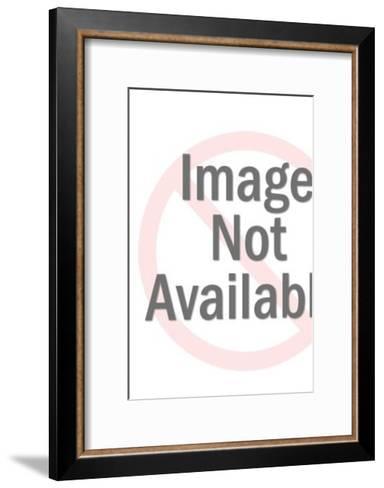 Rocket Launch-Pop Ink - CSA Images-Framed Art Print