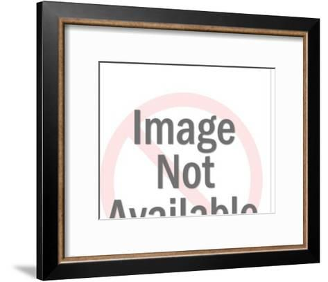 Hand Written Letter-Pop Ink - CSA Images-Framed Art Print