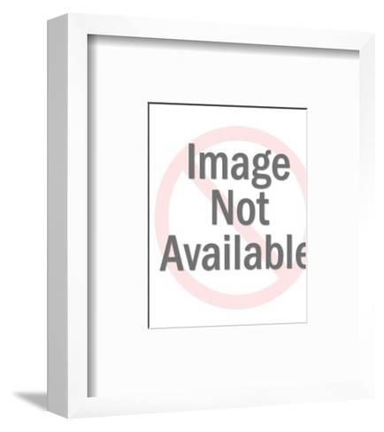 Man Surfing-Pop Ink - CSA Images-Framed Art Print
