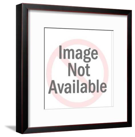 Handgun-Pop Ink - CSA Images-Framed Art Print