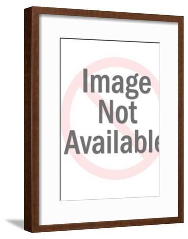 Astronaut Boy-Pop Ink - CSA Images-Framed Art Print