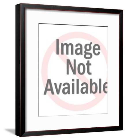 Rockets in Flight-Pop Ink - CSA Images-Framed Art Print