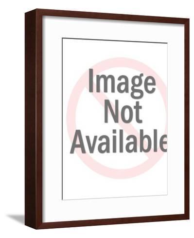 Tall Building-Pop Ink - CSA Images-Framed Art Print