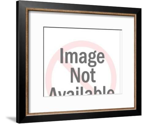 Bulldozer-Pop Ink - CSA Images-Framed Art Print