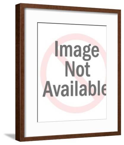 Steamroller-Pop Ink - CSA Images-Framed Art Print