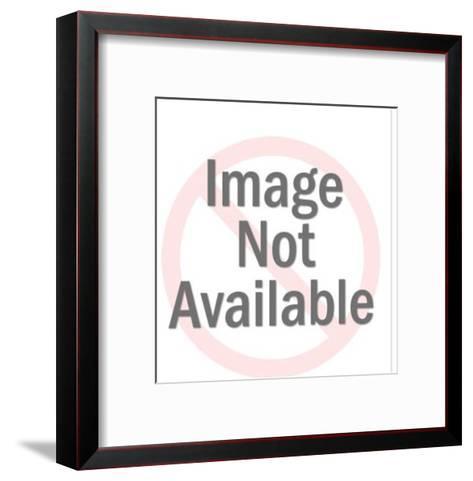 Brown Bear-Pop Ink - CSA Images-Framed Art Print