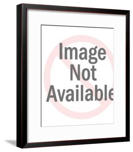 Money, German Shepard, appliances-Pop Ink - CSA Images-Framed Art Print