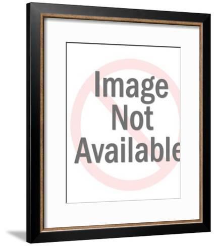 Pack of dogs-Pop Ink - CSA Images-Framed Art Print
