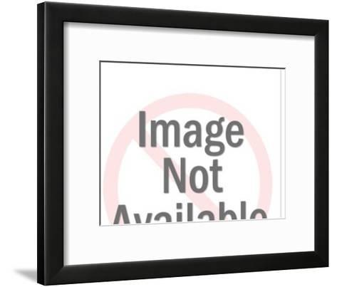 Ray Gun-Pop Ink - CSA Images-Framed Art Print