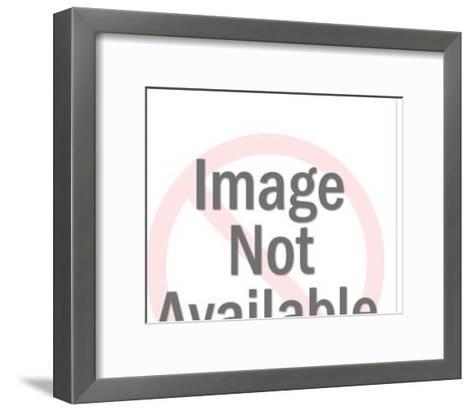 Chihuahua-Pop Ink - CSA Images-Framed Art Print