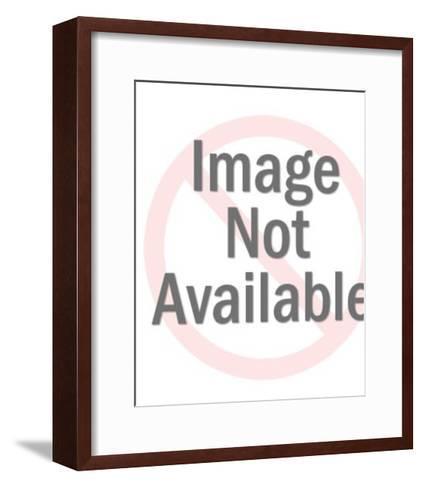 Ugly woman-Pop Ink - CSA Images-Framed Art Print