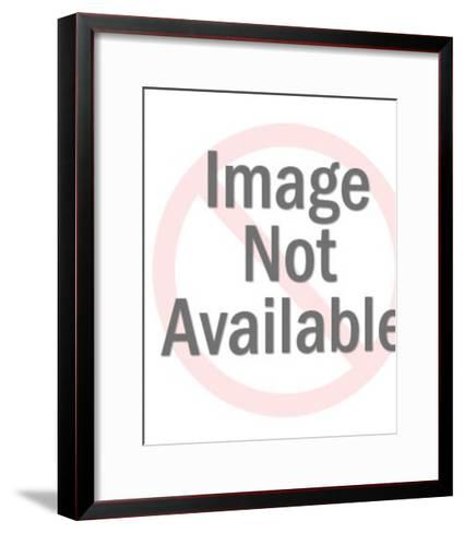 Man in a tuxedo-Pop Ink - CSA Images-Framed Art Print