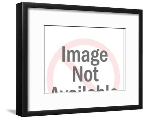 Jaguar-Pop Ink - CSA Images-Framed Art Print