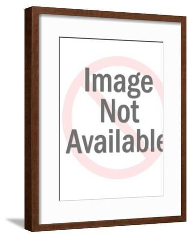 Flea No More-Pop Ink - CSA Images-Framed Art Print