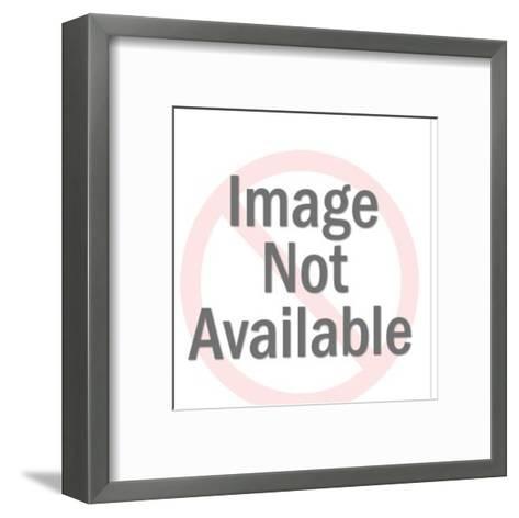 Chick-Pop Ink - CSA Images-Framed Art Print