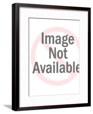 Pig-Pop Ink - CSA Images-Framed Art Print