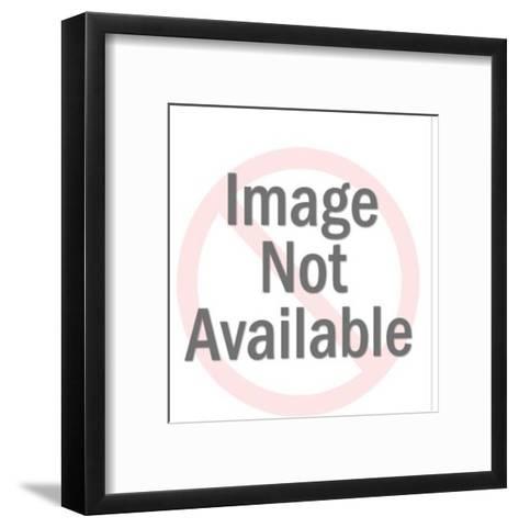 Animal pattern-Pop Ink - CSA Images-Framed Art Print