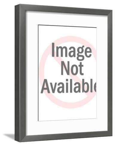 Bear-Pop Ink - CSA Images-Framed Art Print