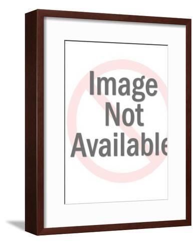 Donkey-Pop Ink - CSA Images-Framed Art Print