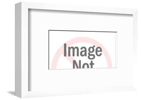 Halloween scene-Pop Ink - CSA Images-Framed Art Print