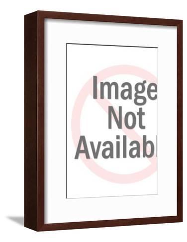 Kittens-Pop Ink - CSA Images-Framed Art Print