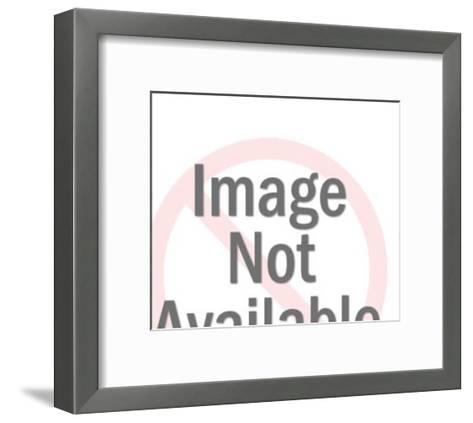 Easter chick-Pop Ink - CSA Images-Framed Art Print